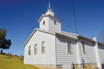 The Old Mother Church – constructed in 1872 – is now a member of the Partners for Sacred Places program. Photo by Charlie Benton/news@grahamstar.com