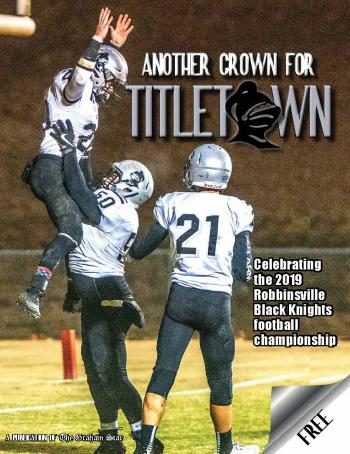 Another Crown for Title Town Front Cover